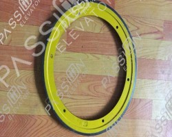 Escalator Step Roller and Escalator Friction Wheel from